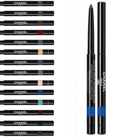 The Waterproof Eye Pen from Chanel