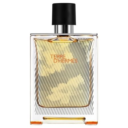 The new H 2018 bottles of the Terre d'Hermès perfume