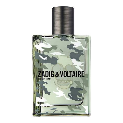 New fragrance This Is Him!  No Rules Zadig & Voltaire