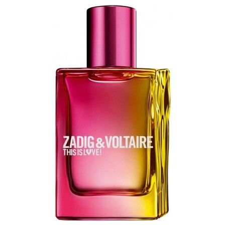 The new scent of seduction: This is Love!  For Her by Zadig & Voltaire