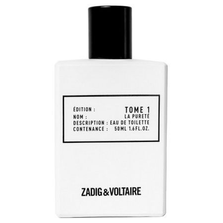 Zadig & Voltaire Tome 1 perfume: Purity