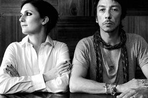 Creative Director Valentino - Maria Grazia Chiuri and Pier Paolo Piccioli