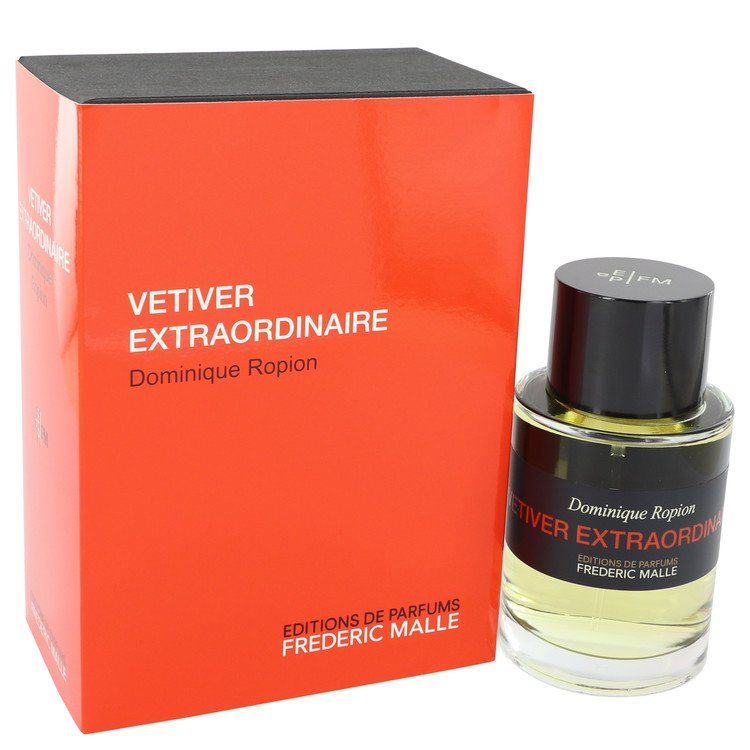 Vetiver Extraordinaire by Frederic Malle