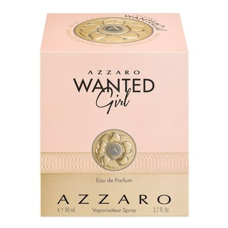 Wanted Girl's powder pink case