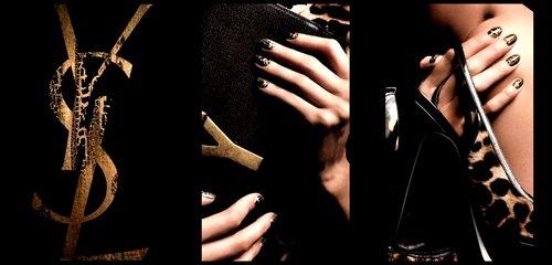 YSL - Manicure Couture Les Fauves