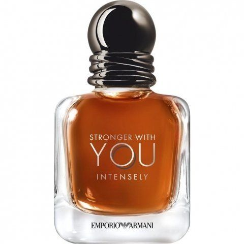 Emporio Armani – Stronger With You Intensely