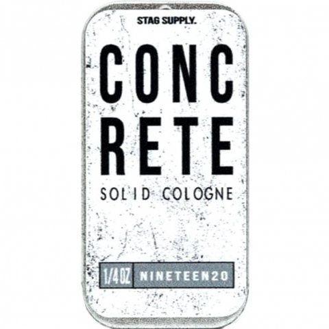 Concrete – Nineteen20